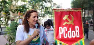 """Jandira Feghali: """"Precisamos ter mais mulheres na luta política"""""""