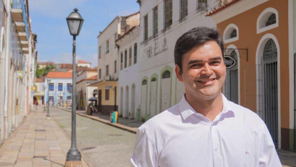 PCdoB apresenta Rubens Jr. como pré-candidato a prefeito de S ...