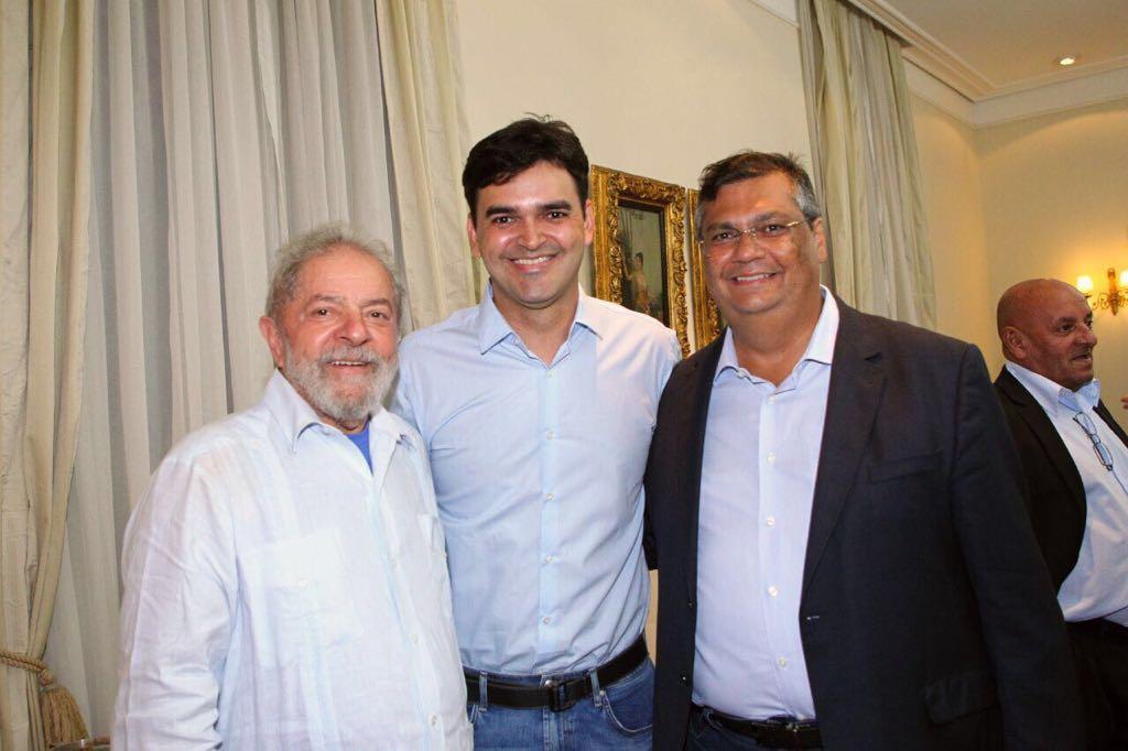 """Rubens Jr sobre live Lula e Dino: """"união de lideranças ..."""